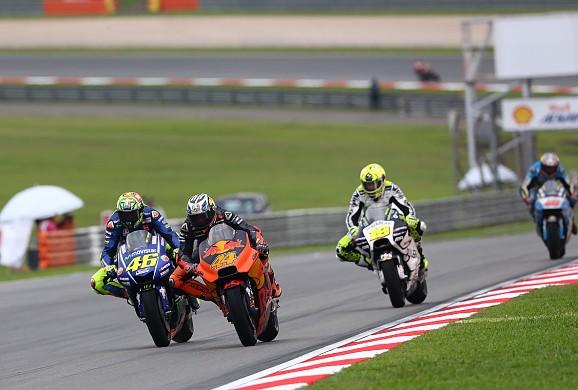 Sepang MotoGP 2017