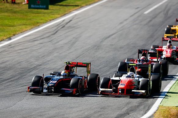 Roberto Merhi Rapax Monza F2 2017