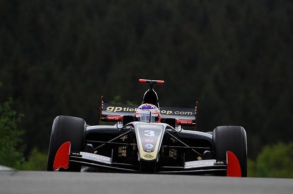 Rene Binder, Lotus, Spa Formula V8 3.5 2016