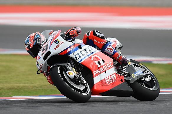 Danilo Petrucci, Pramac Ducati, Argentina MotoGP 2017