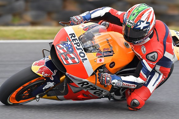 Nicky Hayden Honda MotoGP 2016