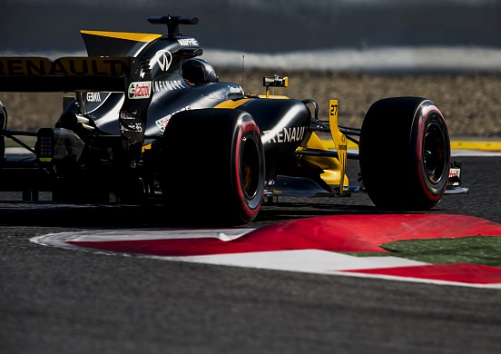 Renault, testing