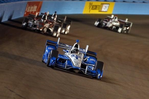 Pagenaud Power Newgarden Castroneves Penske IndyCar 2017