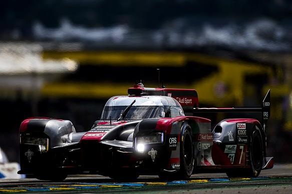 Audi LMP1, Le Mans 24 Hours