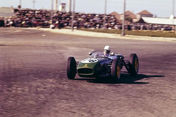 John Surtees, Porto 1960