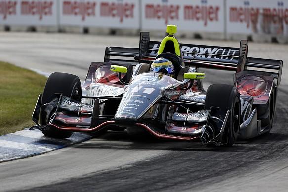 Sebastien Bourdais, KV, Detroit IndyCar 2016