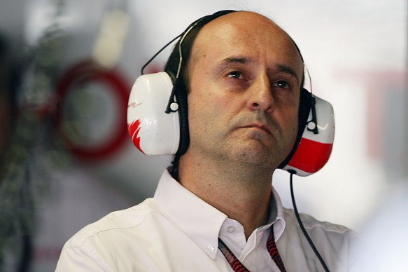 Luca Marmorini Toyota