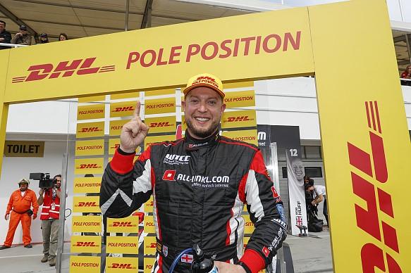 Rob Huff Munnich Motorsport Hungaroring WTCC 2017