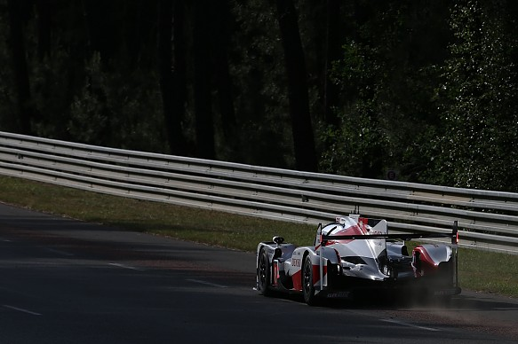 #8 Toyota Le Mans 24 Hours 2017