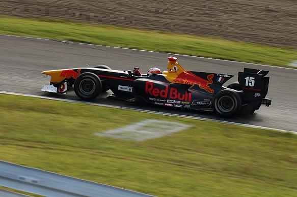 Pierre Gasly Super Formula 2017