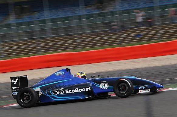 MSA Formula/British F4 car