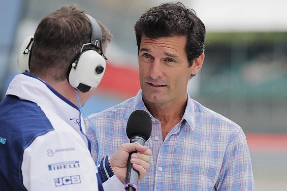 Mark Webber F1 2017