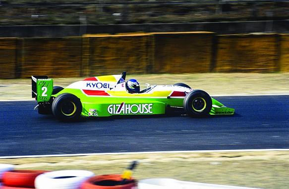 Jeff Krosnoff, Japanese F3000 1994