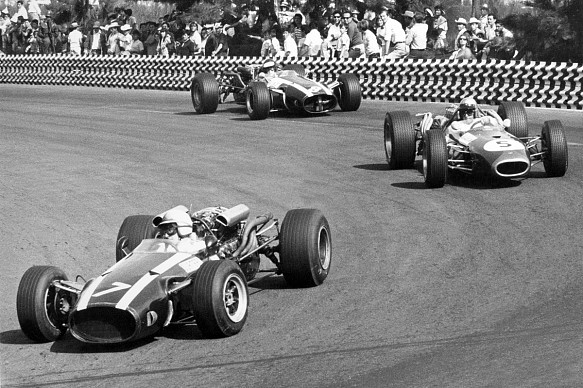 Surtees 1966 Mexican GP