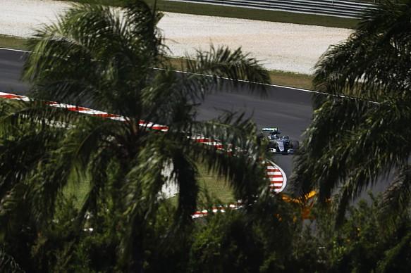 Nico Rosberg, Mercedes, Malaysian GP 2016