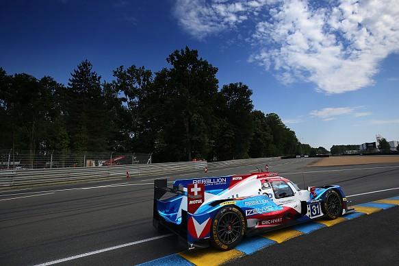 Nicolas Prost Rebellion LMP2 Le Mans 24 Hours 2017