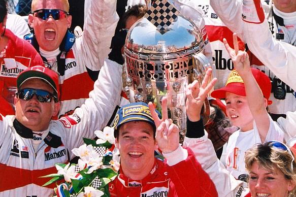 Unser, Penske, Indy 500 1994