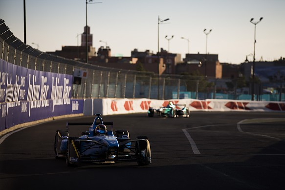 Sebastien Buemi, Renault e.dams, Marrakech ePrix 2016