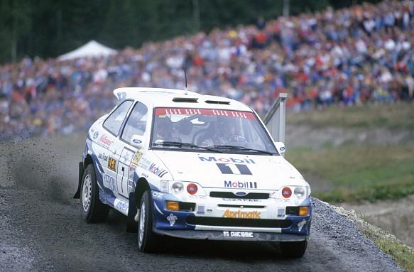 Tommi Makinen Finland 1994