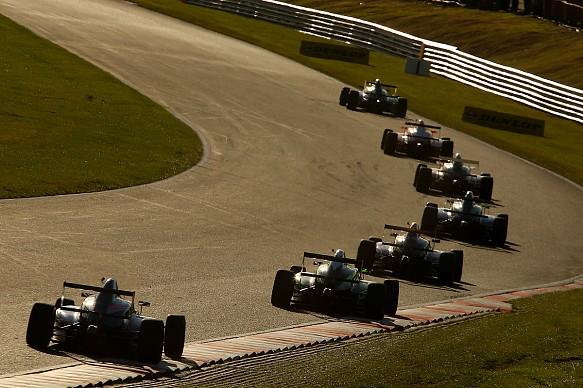 British F4 2016 Brands Hatch