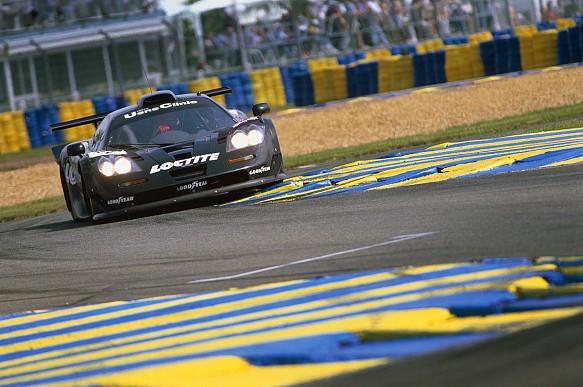 McLaren Le Mans 1998