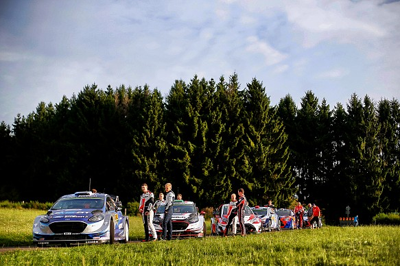 WRC Rally Germany