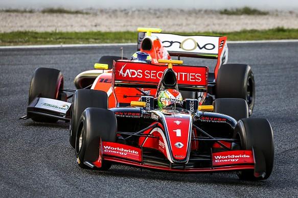 Louis Deletraz, Barcelona Formula V8 2016