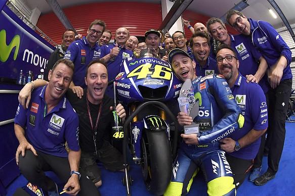 Rossi, Yamaha, Argentina