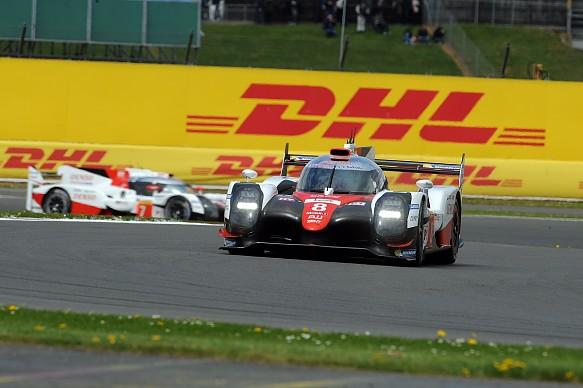 Toyota/WEC Silverstone winners