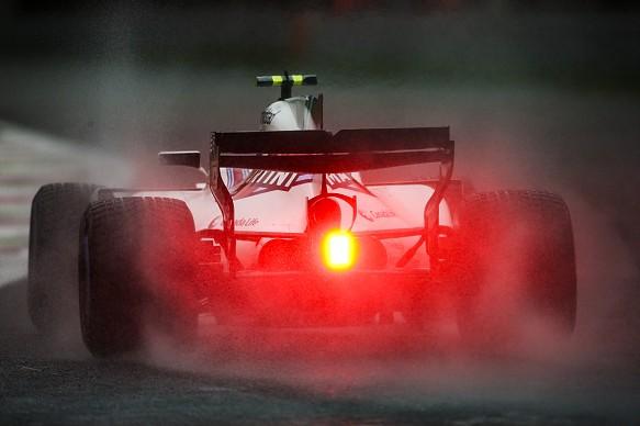 Lance Stroll Williams Italian Grand Prix 2017