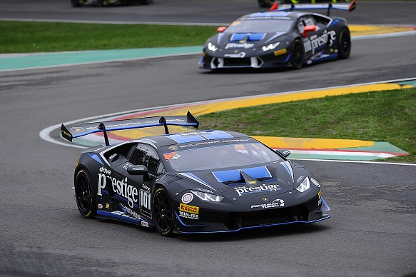 lamborghini world finals agostini takes pro pole in super. Black Bedroom Furniture Sets. Home Design Ideas