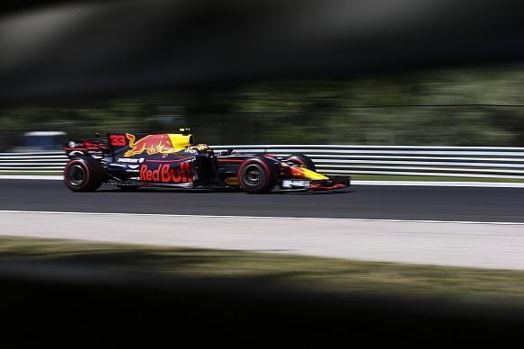 Max Verstappen Red Bull Hungarian Grand Prix 2017