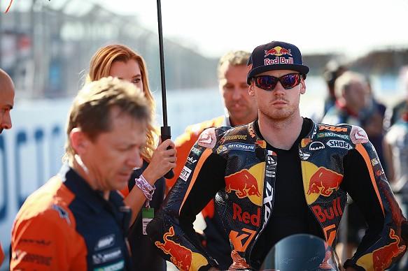 Bradley Smith KTM MotoGP