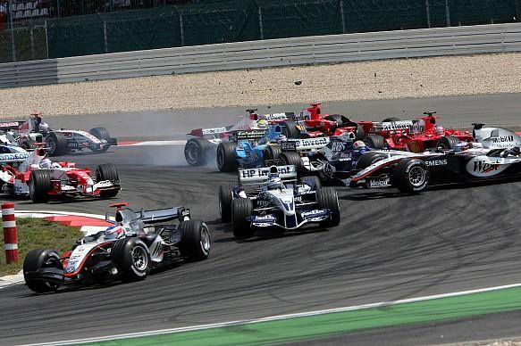 Nurburgring F1 2005