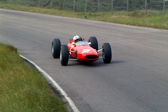 John Surtees Ferrari 1964
