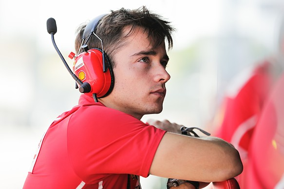 ferrari f1 junior and f2 leader leclerc tipped for macau. Black Bedroom Furniture Sets. Home Design Ideas