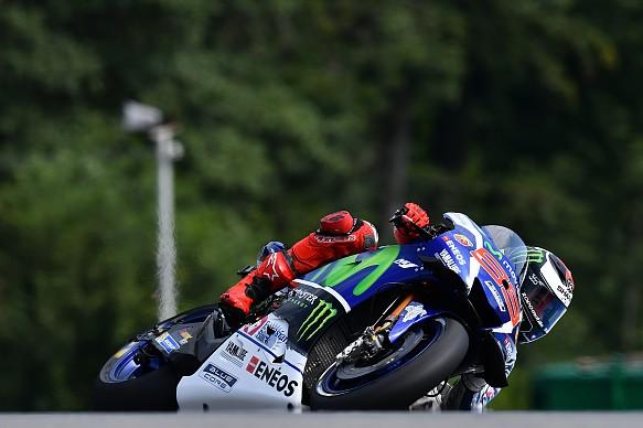 Jorge Lorenzo, Yamaha, MotoGP Brno 2016