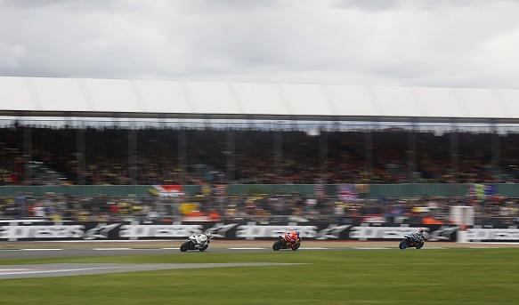 Silverstone MotoGP 2016