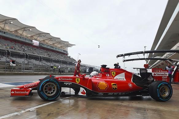 Ferrari US GP 2015