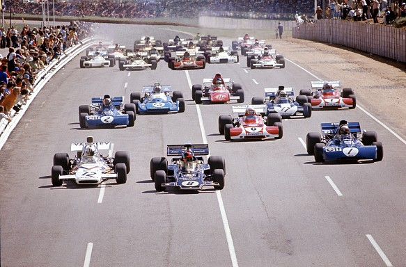 South African GP 1972