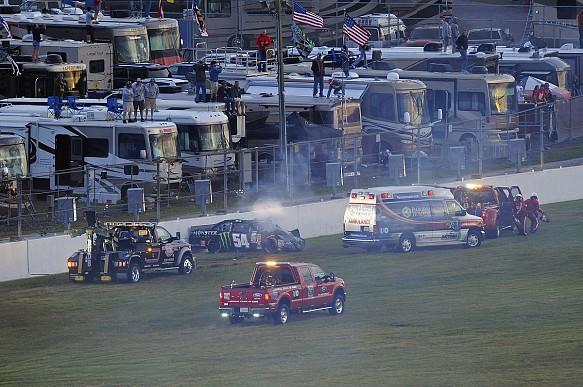 Kyle Busch NASCAR Daytona 2015
