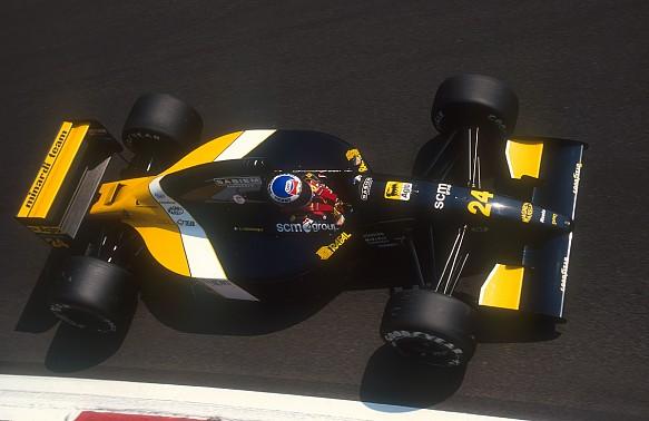 Minardi F1 1991