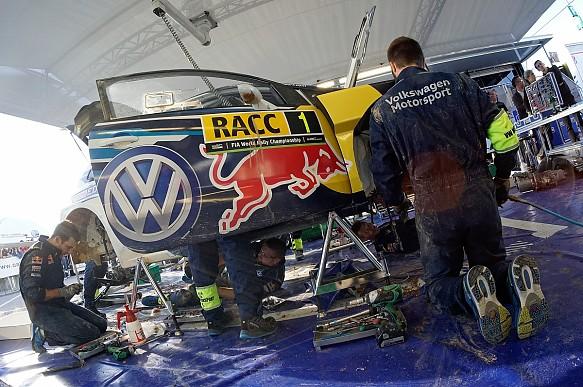 VW, WRC