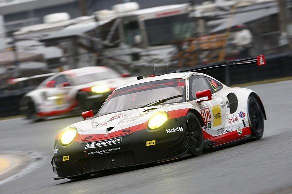 Porsche, Daytona 24 Hours 2017