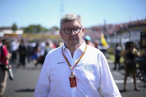 Ross Brawn Hungarian Grand Prix 2017