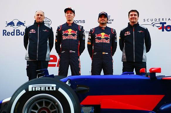 Tost, Toro Rosso, Key
