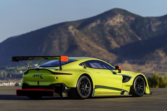 New Aston Martin Vantage GTE