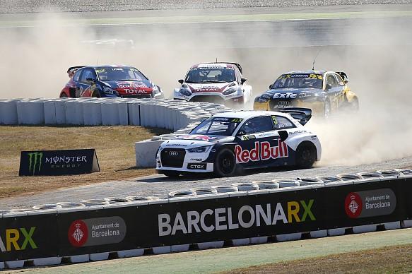Barcelona World Rallycross 2016
