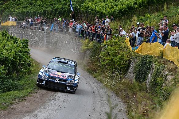 Sebastien Ogier WRC VW 2016