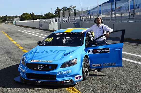 Yvan Muller, Volvo WTCC